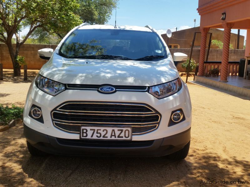Used Ford Eco Sport  Titanium for sale in