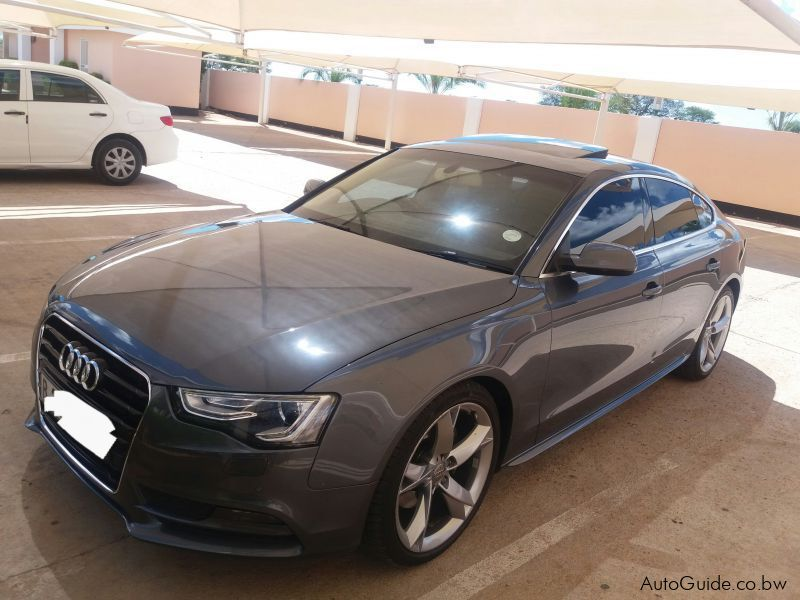Pre-owned Audi A5 2.0Tfsi for sale in