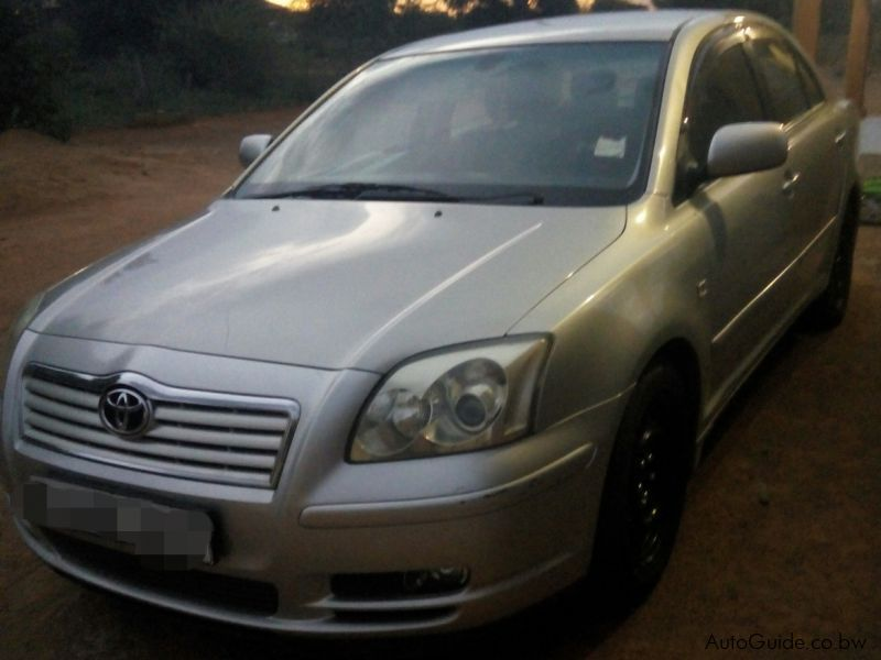 Pre-owned Toyota Avensis for sale in