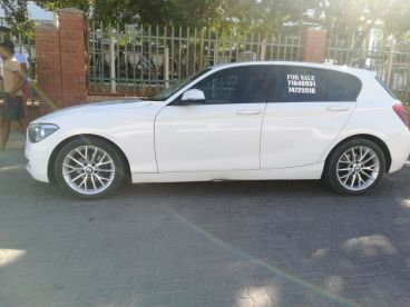 Pre-owned BMW 116i Local 1 series  for sale in