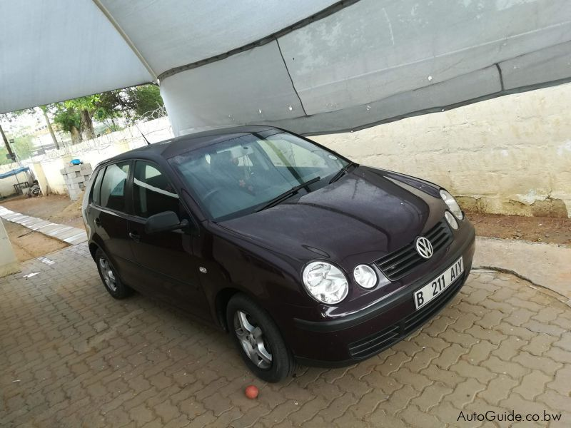 Pre-owned Volkswagen Polo 1.4 for sale in