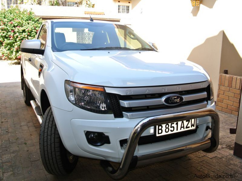 Pre-owned Ford Ranger XLS for sale in