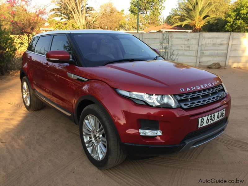 Pre-owned Land Rover Range Rover Evoque Prestige Si4 for sale in