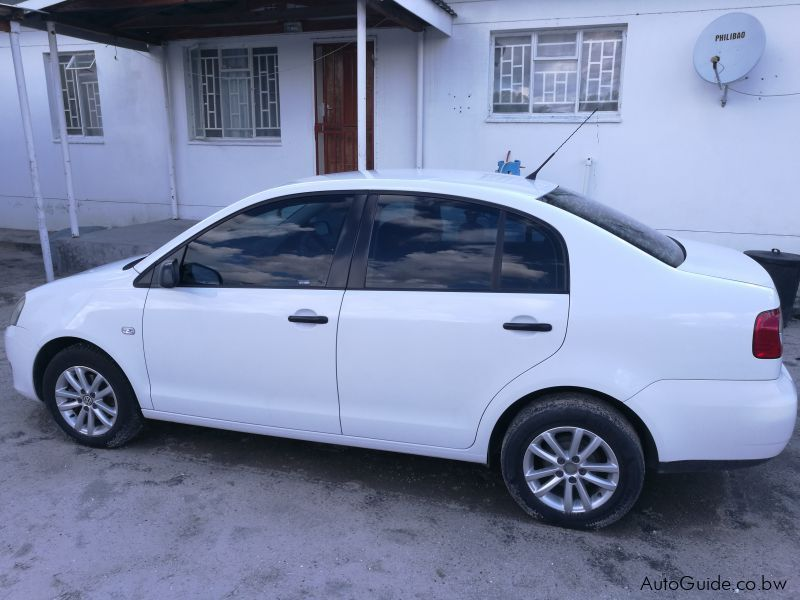 Pre-owned Volkswagen Polo Vivo (Local) for sale in