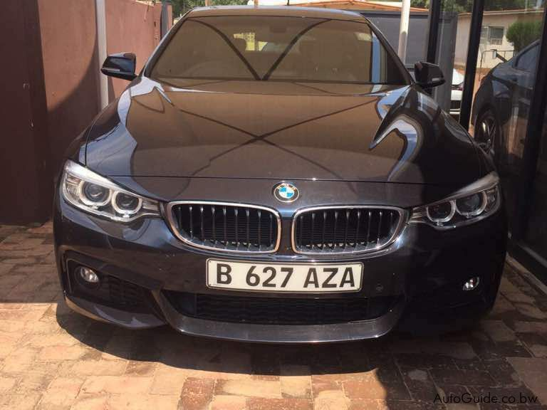 Pre-owned BMW 420i for sale in