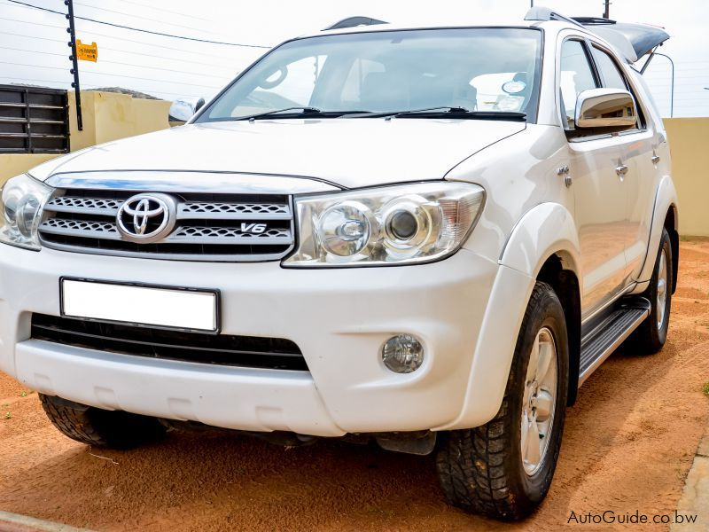 Used Toyota Fortuner for sale in