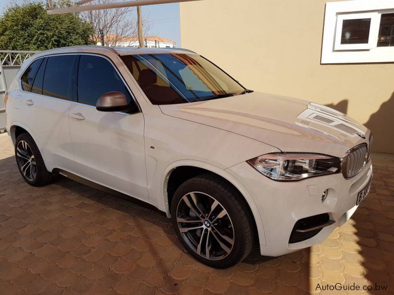 Pre-owned BMW X5 M50d for sale in