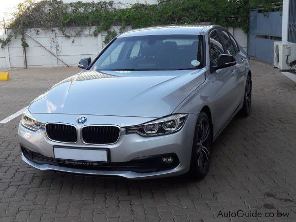 Pre-owned BMW 320 Diesel for sale in