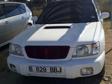 Pre-owned Subaru Forester 2.0,4x4 for sale in