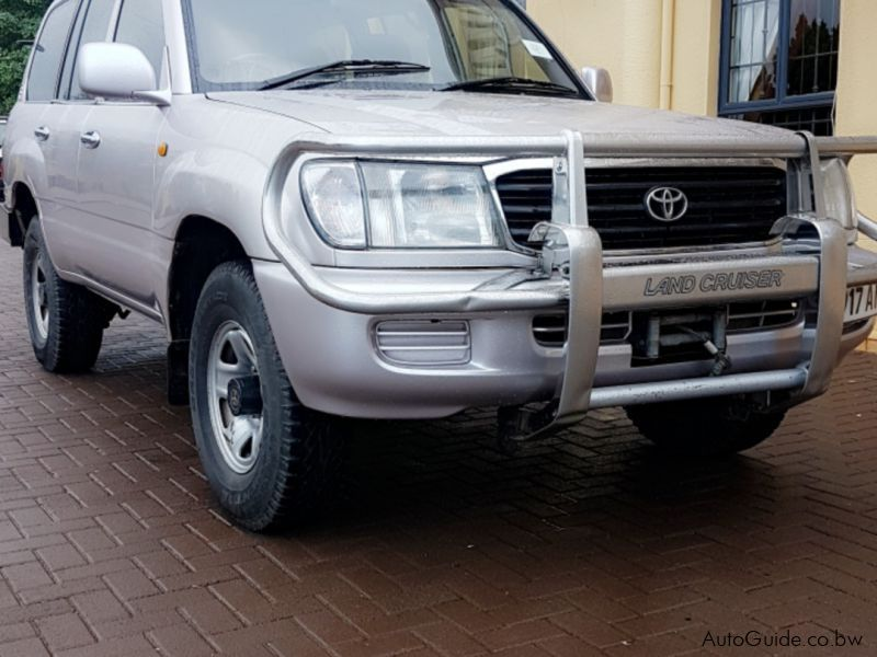 Pre-owned Toyota 4.5 EFI for sale in
