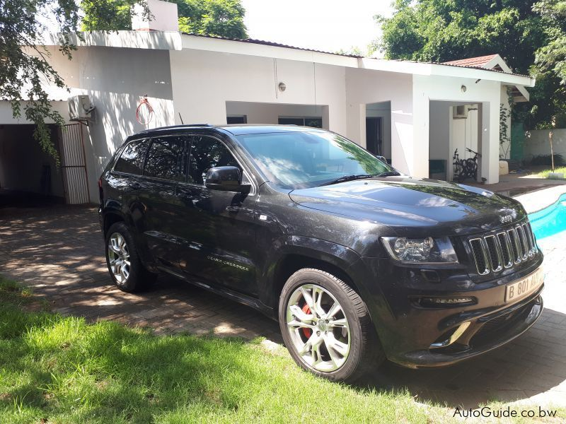 Pre-owned Jeep Grand Cherokee SRT 8 for sale in