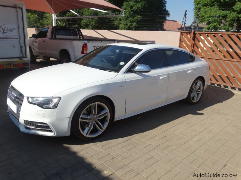 Pre-owned Audi S5 Sportback for sale in