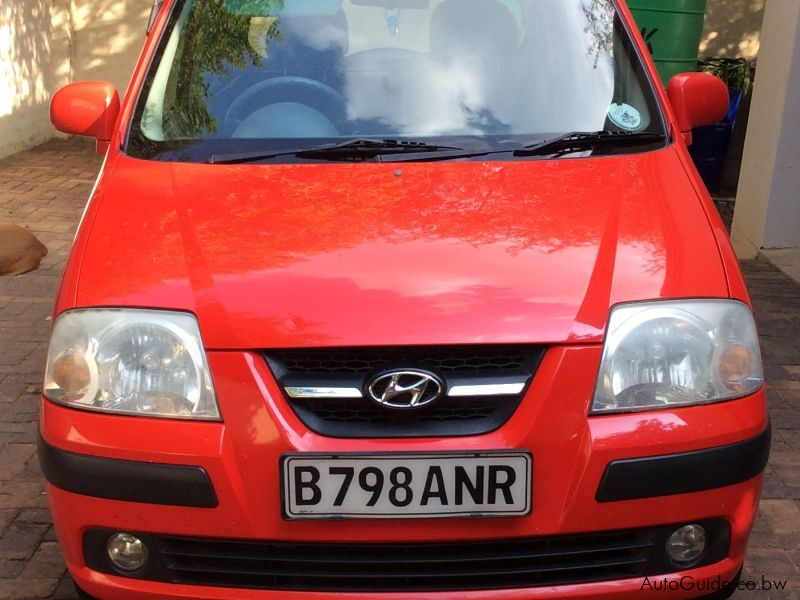 Pre-owned Hyundai Atos Prime for sale in