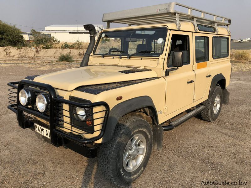 Pre-owned Land Rover Defender 110 TD5 for sale in