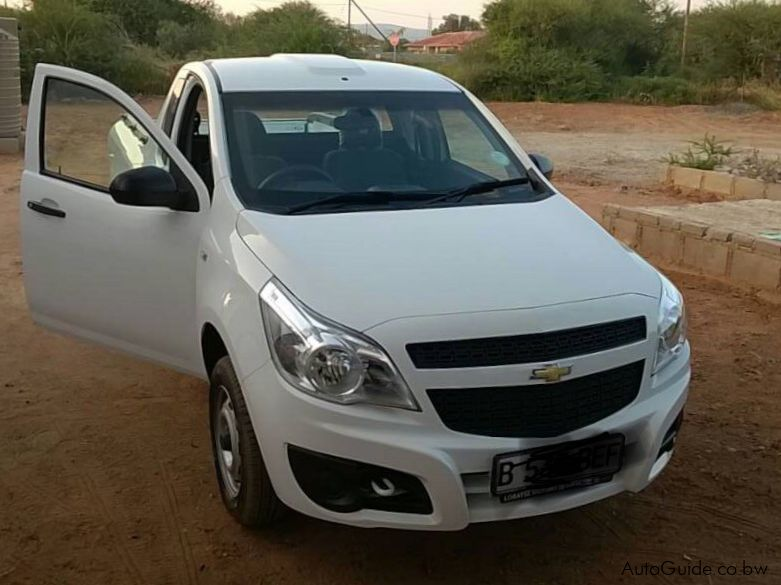 Pre-owned Chevrolet  Utility 1.4Pick up for sale in