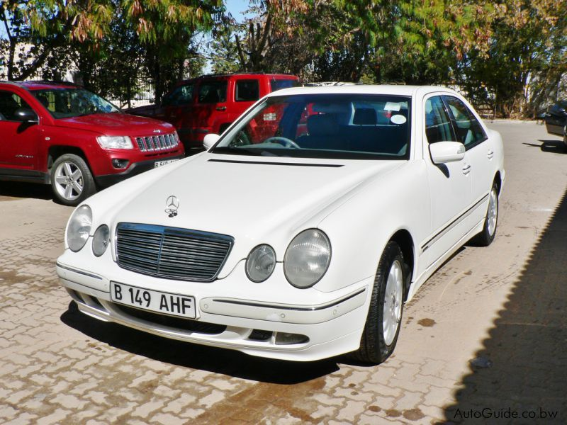 Pre-owned Mercedes-Benz E270 CDi for sale in