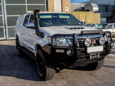 Pre-owned Toyota Hilux 3.0 D4D for sale in