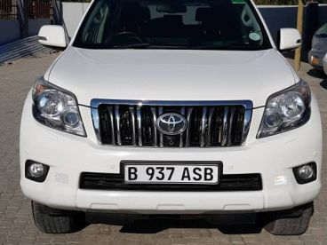 Pre-owned Toyota Prado VX Local for sale in
