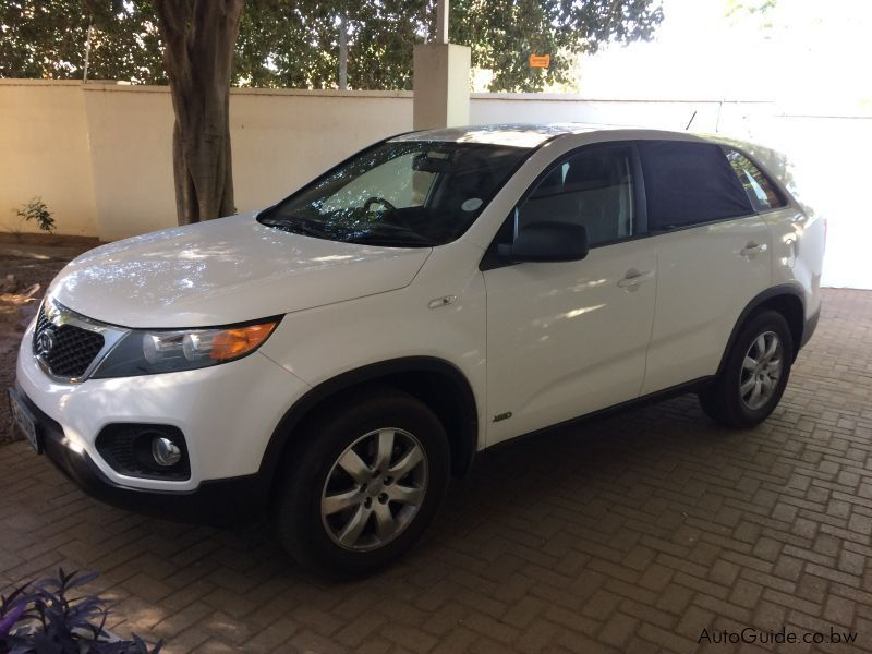 Pre-owned Kia Sorento for sale in