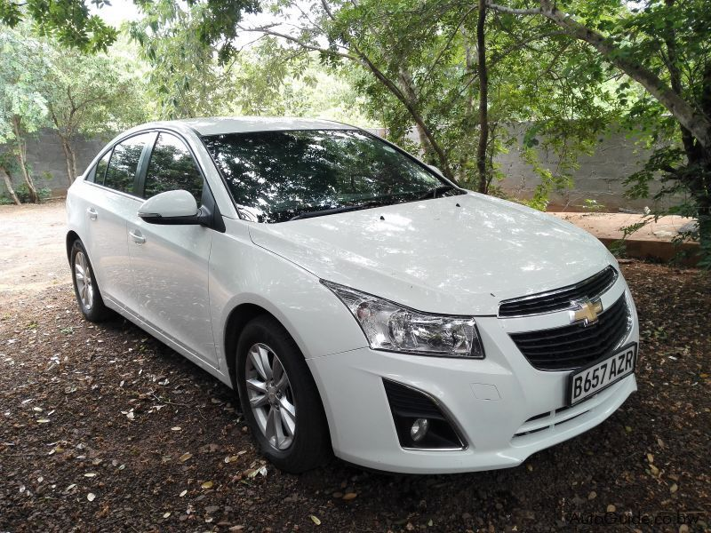 Pre-owned Chevrolet Cruise 1.6 LS 2014 for sale in
