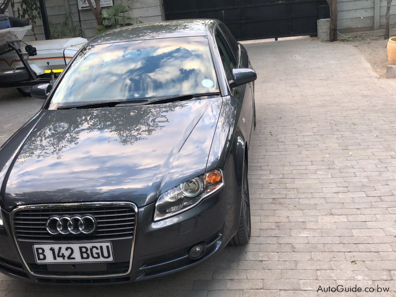 Pre-owned Audi A4 2.0 FSI for sale in
