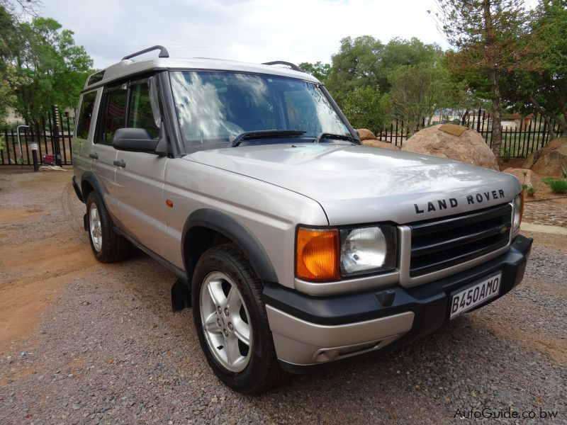 Used Land Rover Discovery for sale in Gaborone