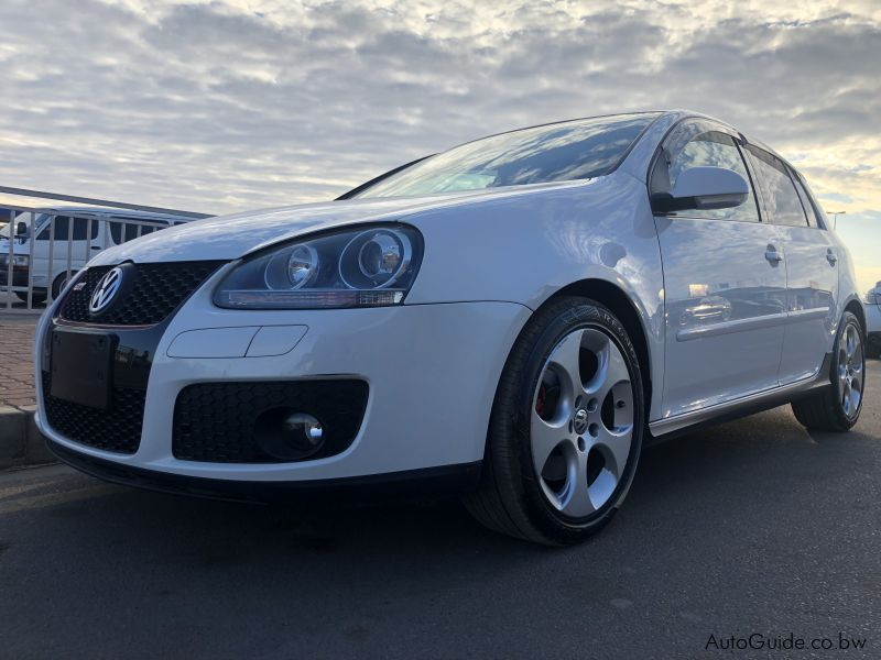 Pre-owned Volkswagen GOLF 5 GTI for sale in