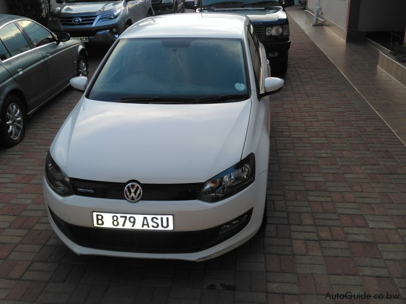 Pre-owned Volkswagen Polo bluemotion for sale in