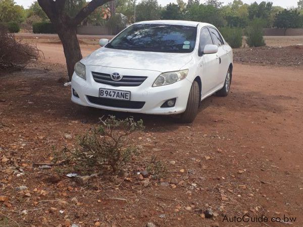 Pre-owned Toyota Corolla Professional for sale in